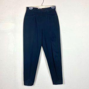 Henri Bendel | High Waisted Black Pants